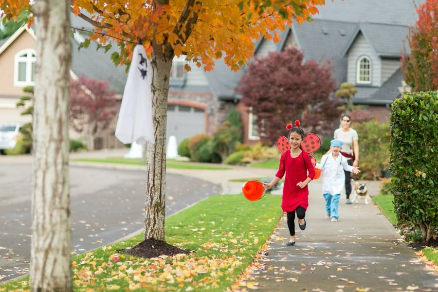Money-Saving Ideas for Halloween Fun